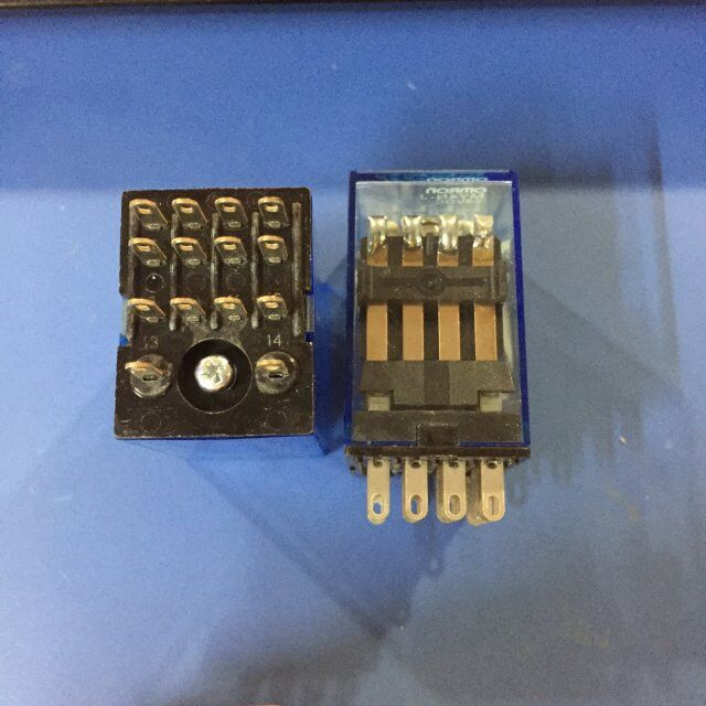Original New Stock Relay MY4NJ-24VDC