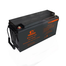 rechargeable maintenance free sla agm 24v 12v 150ah ups deep cycle solar battery