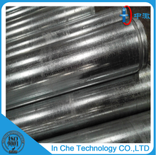 Factory wholesale plastic lined steel pipe hot dip galvanized water supply and drainage pipe