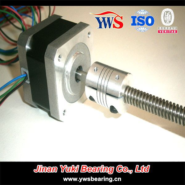 Stepper Motors With Coupler Ball Screw Buy Stepper