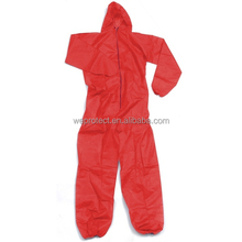 40 G Non-woven Disaposable Coveralls with Hood&Feet