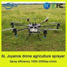 6kg load pesticide uav sprayer drone for agriculture drones with 4k camera and gps