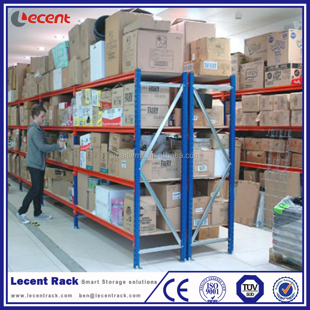 Steel Heavy Duty Stockroom Shelving For Warehouse