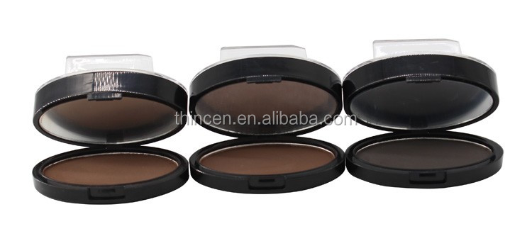 Pforessional makeup high pigment eyebrow stamp powder