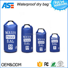 20L Water Proof Dry Bag With Water Filtration System & Shoulder Strap, For Boating Kayaking Fishing Camping