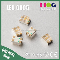 0805 Ultra Bright SMD Super Green LED factory price