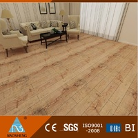 DONGYANG MAOSHENG PVC wholesale wood grain indoor anti-slip click patent flooring