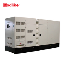 400 kva silent canopy genset 320kw enclosed type generation 400kva super silent generator
