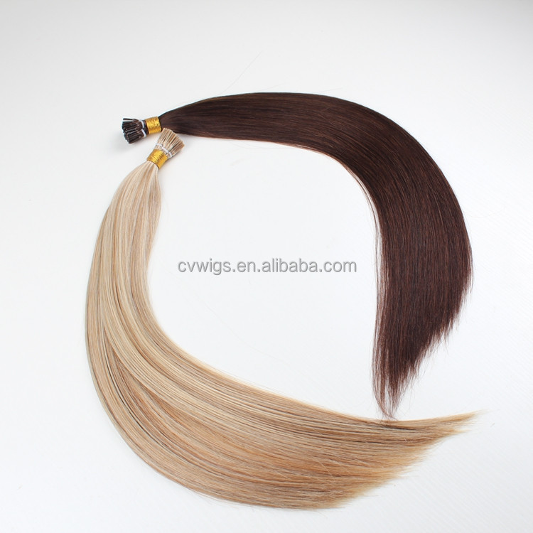 Factory wholesale high quality cheap italian glue hair extension