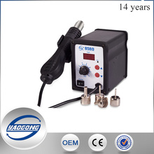 858D YAOGONG SMD/SMT LED Digital Display Soldering Desoldering Hot Air Gun Rework Station