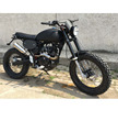 125cc new scrambler motorcycle with eec 4