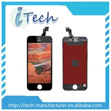 For iphone 5c front lcd touch screen replacement, for iphone 5c touch screen lcd ,for iphone 5c lcd display