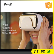 Alibaba trending hot products colorful 3d vr headset VR Glasses 3D Video Movie