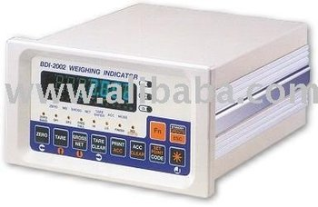 BDI-2002 WEIGHING INDICATOR & CONTROLLER