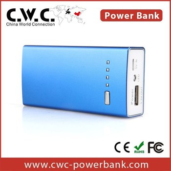 wholesale metal power bank for mobile phone