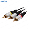 RCA to 6.5mm cables/mini din cables to rca, OEM/ODM is available