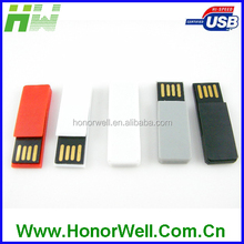 Promotional Mini NewsPaper Magazine Mass Media Clip usb Thumb Drive