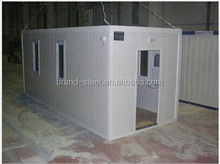 Economic labor office,folding container house,40ft container