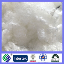 100% polyester filling materials of 7Dx64mm HCS