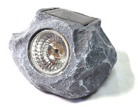 Solar Garden Light Rock LED Light for Outdoor