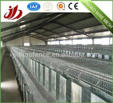 2015 new design rabbit farming cage, rabbit breeding cages, commercial rabbit cages