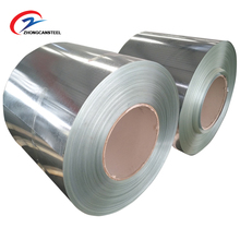 DX51D Z100 Prime Hot Dipped Galvanized Steel Coil GI Iron Roofing Roll
