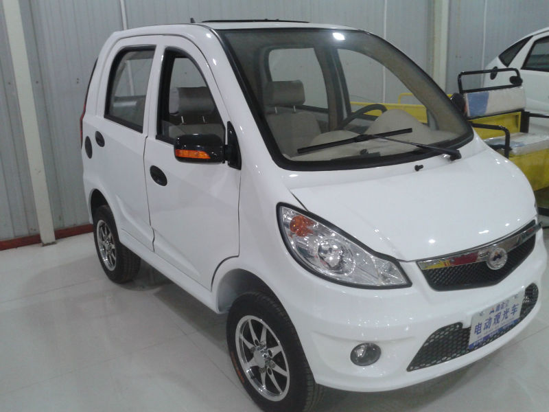 CCC certification electric car for passengers