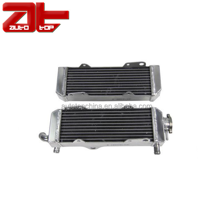 Engine Water Cooling motorcycle Radiator,CR500 CR500R 85-88 Radiator For HONDA