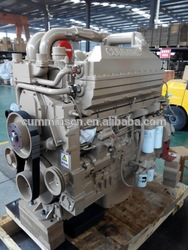 Cummins diesel Engine QSM11 250KW 335HP Cummins powerpacks
