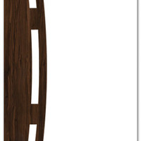 Melamine Faced MDF Steel Door Skin