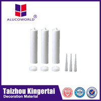 Alucoworld puncture repair liquid tyre sealant polysulfide silicone sealant applicator