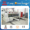 Automatic corrugated carton printing line/ high speed corrugated box printer slotter
