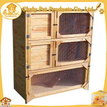 Cheap Personalized Indoor Rabbit Cages For Sale 3 story With Large Run Pet Cages,Carriers & Houses