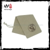 Durable canvas logo printed pouches for wholesales