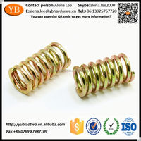 ISO/TS16949 Passed Decorative Art And Craft Compression Spring