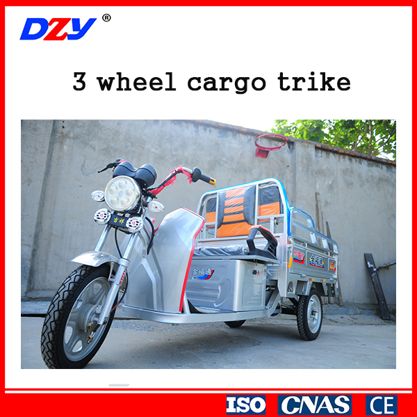 Top Quality 250cc China Cargo 3 Wheel Car trikes supplier