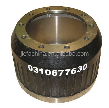 OEM Number 0310677630 mack truck brake drum