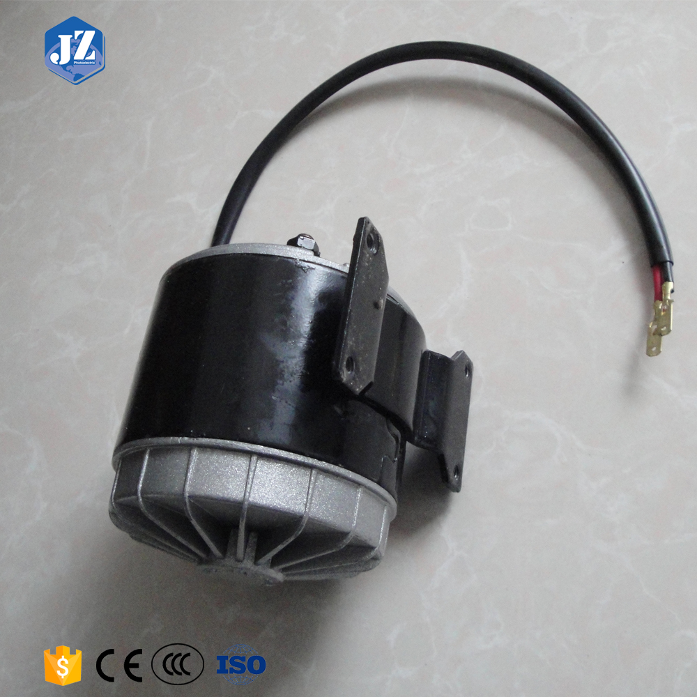 MY1016 350W 24V Permanent Magnet Brush DC Motor for Scooter