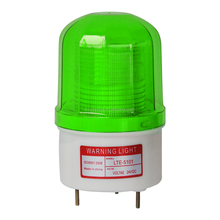 LTE-5103 green led warning strobe light 12v machine light