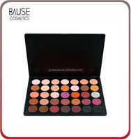 Private lable 35 color eyeshadow palette makeup eyeshadow palette