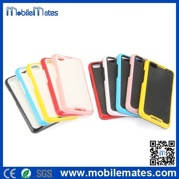 Durable TPU & PC Hard Case For BlackBerry Z30 A10