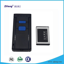 2016 New 1D Portable Wireless Bluetooth Barcode Reader CCD Scanner for sale