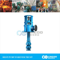 Centrifugal Multistage vertical turbine fire pump