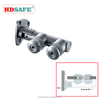90 degree sus304 stainless steel hinge for glass shower door