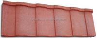China Dezhou Fuda steel roman roof tiles