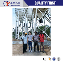 25M3 to 180M3 ISO,CE certificated concrete batching plant from Chunyue china