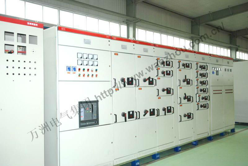industrial mcc electrical panel board