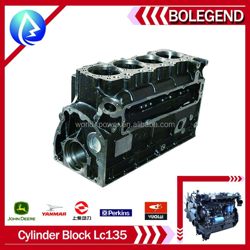 Foton 4bt Cylinder Block lc135,JAC,FAW,KAMA,truck spare parts 4100