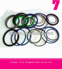 STO factory excavator parts hydraulic plunger pump seal kit