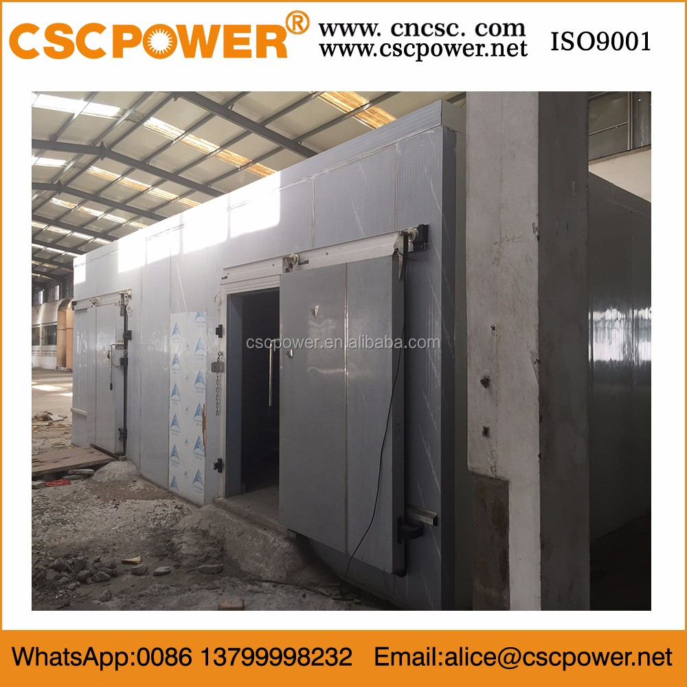 fire resistance b2 stage cold room for big promotion